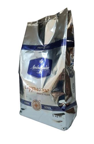 Капучино Ambassador Irish Cream 1 кг