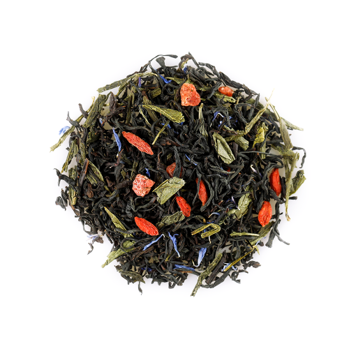 Черный чай Palmira Брызги шампанского 10 шт по 2.5 г