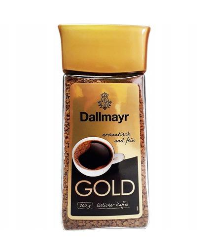 Растворимый кофе Dallmayr Gold 200 г