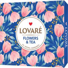 Чайный набор Lovare портфель 12 видов