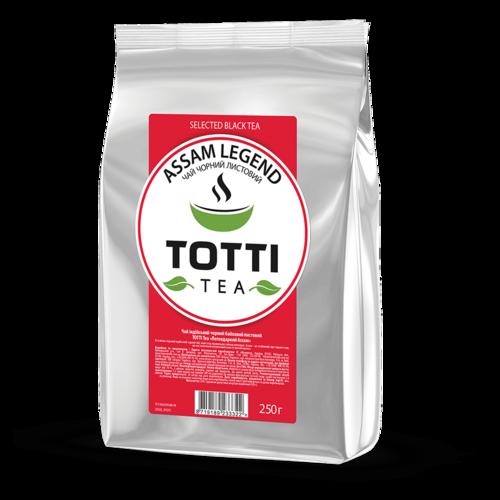 Черный чай Totti Assam Legend 250 г
