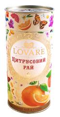 Черный чай Lovare Цитрусовый рай 80 г
