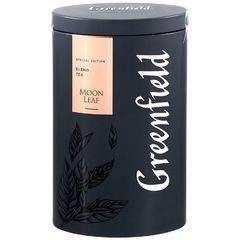 Черный и зеленый чай Greenfield Moon Leaf ж/б 100 г
