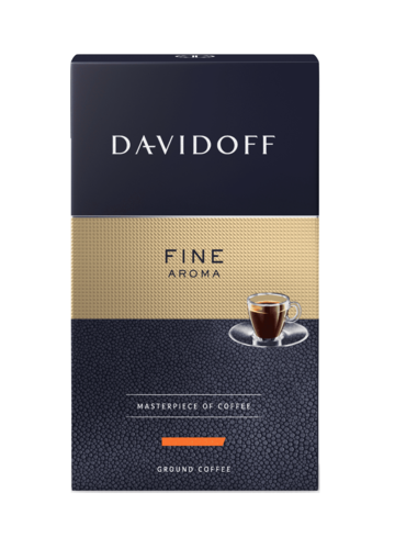 Молотый кофе Davidoff Cafe Fine Aroma 250 г