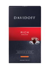 Молотый кофе Davidoff Cafe Rich Aroma 250 г