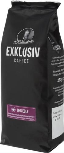 Кофе в зернах J.J.Darboven Exklusiv kaffee der Edle 250 г