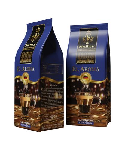 Кофе в зернах Mr.Rich El Aroma 1 кг