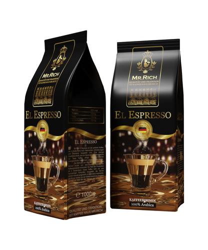 Кофе в зернах Mr.Rich El Espresso 1 кг