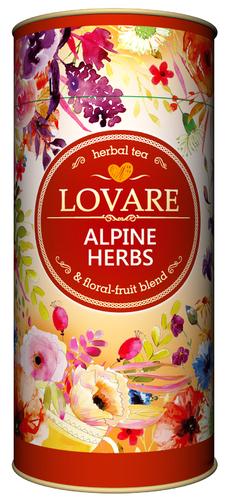 Фруктовый чай Lovare Альпийские травы 80 г