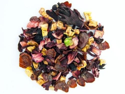 Фруктовый чай Teahouse Наглый фрукт 20 пакетиков