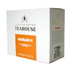 Фруктовый чай Teahouse Альпийский луг 20 пакетиков