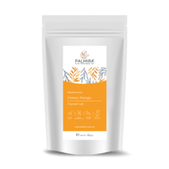 Черный чай Palmira Медовый манго 100 г