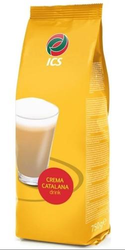 Капучино ICS Crema Catalana Пломбир 1 кг