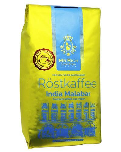 Кофе в зернах Mr.Rich India Malabar 500 г