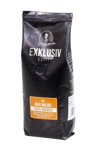 Кофе в зернах J.J.Darboven Exklusiv Der Milde 250 г