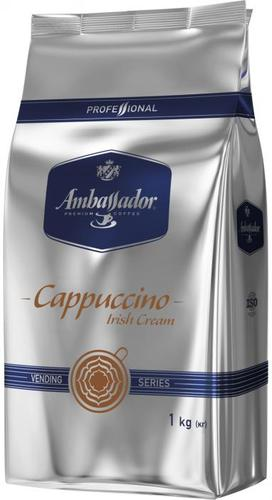 Капучино Ambassador Irish Cream 1 кг