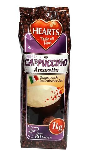 Капучино Hearts Amaretto 1 кг