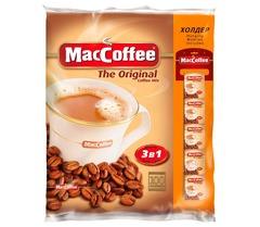 Кофе 3 в 1 MacCoffee 100 стиков