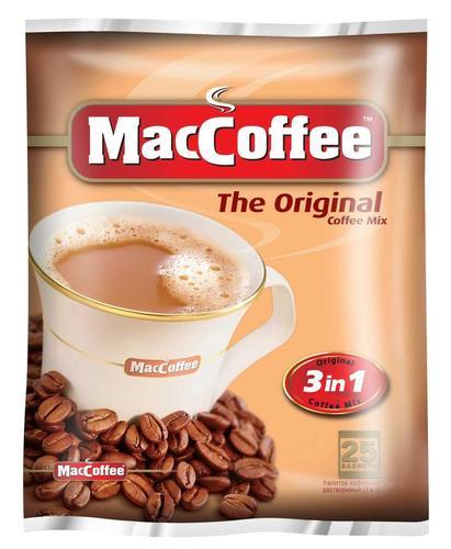 Кофе 3 в 1 MacCoffee 25 стиков