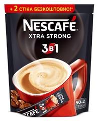Кофе 3 в 1 Nescafe Xtra Strong 52 стика