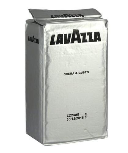Молотый кофе Lavazza Crema Gusto 250 г