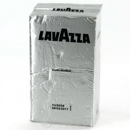 Молотый кофе Lavazza Qualita Rossa спайка 6 по 250 г