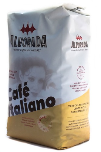 Кофе в зернах Alvorada il Caffe Italiano 500 г