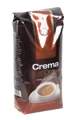 Кофе в зернах Dallmayr Crema d Oro Intensa 1 кг
