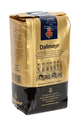 Кофе в зернах Dallmayr Prodomo 500 г