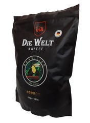 Кофе в зернах Die Welt Kaffee Brasilien 1 кг