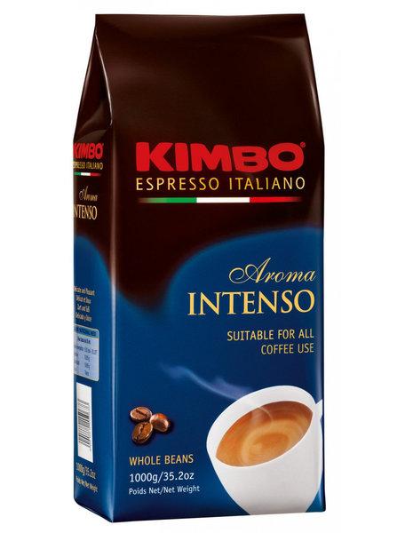 Кофе в зернах Kimbo Aroma Intenso 1 кг Опт от 4 шт