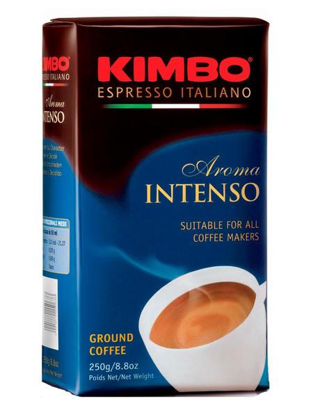 Молотый кофе Kimbo Aroma Intenso 250 г Опт от 5 шт