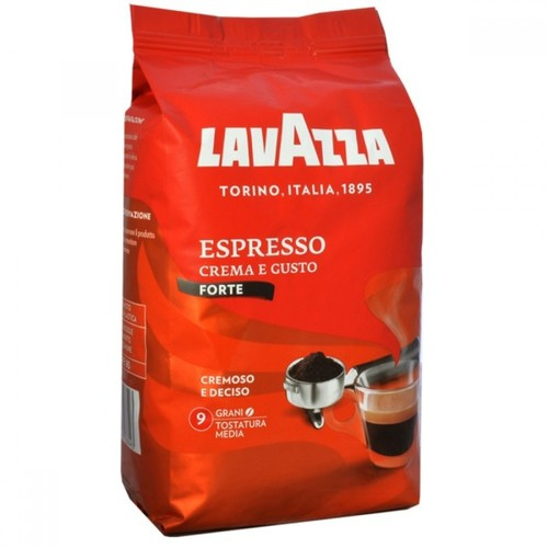 Кофе в зернах Lavazza Crema e Gusto Forte 1 кг