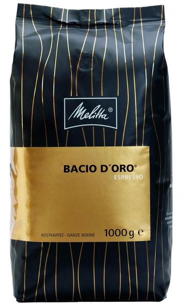 Кофе в зернах Melitta Bacio d'oro Espresso 1 кг