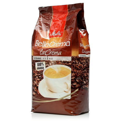 Кофе в зернах Melitta Bella LaCrema 1 кг