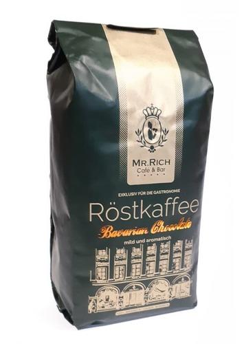 Кофе в зернах Mr.Rich Bavarian Chocolate 500 г