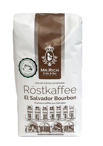 Кофе в зернах Mr.Rich El Salvador Bourbon 500 г