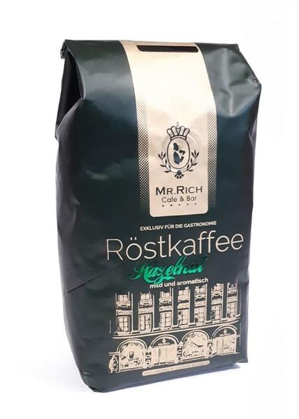 Кофе в зернах Mr.Rich Hazelnut 500 г Розница