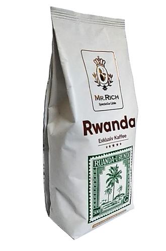 Кофе в зернах Mr.Rich Rwanda 500 г