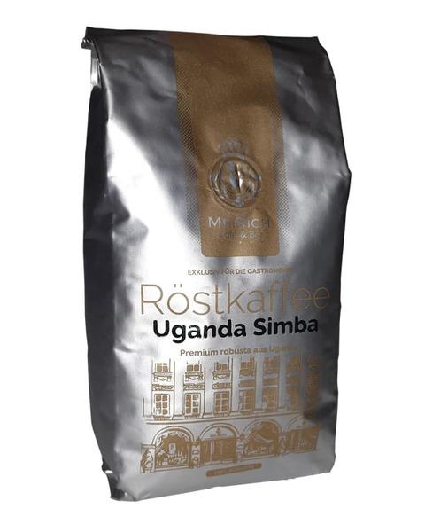 Кофе в зернах Mr.Rich Uganda Simba 500 г Розница