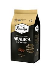 Кофе в зернах Paulig Arabica Espresso 1 кг