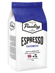 Кофе в зернах Paulig Espresso Favorito 1 кг