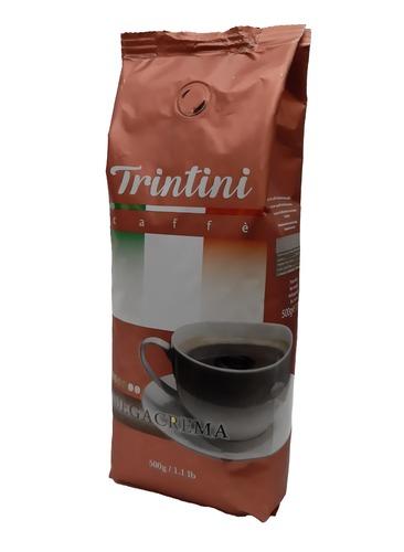Кофе в зернах Trintini Megacrema 500 г