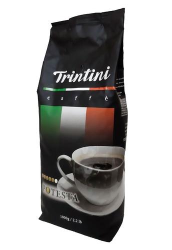 Кофе в зернах Trintini Potesta 1 кг