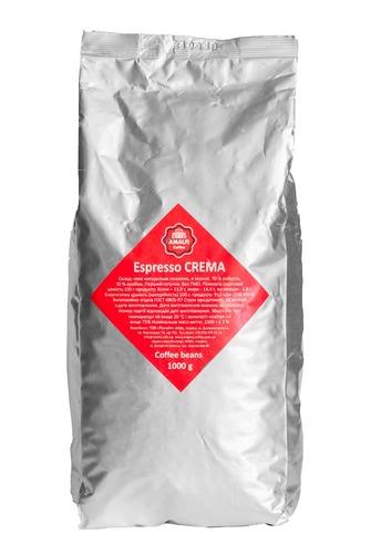 Кофе в зернах Amalfi Espresso Crema 1 кг