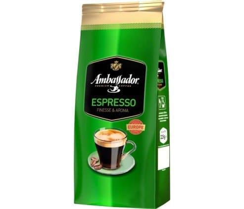 Кофе в зернах Ambassador Espresso 900 г