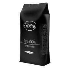 Кофе в зернах Caffe Poli Total Arabica 1 кг