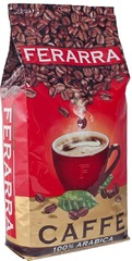 Молотый кофе Ferarra 100% арабика 250 г