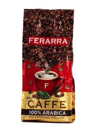 Кофе в зернах Ferarra 100% арабика 200 г