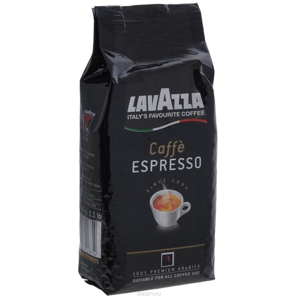 Молотый кофе Lavazza Espresso 250 г